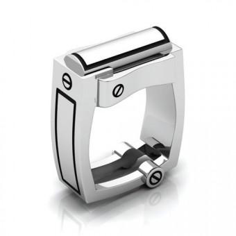 Кольцо на заказ. Модель STL1061