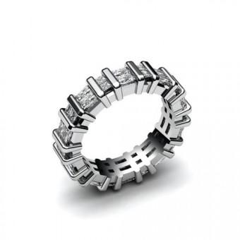 Кольца любимым на заказ. Модель КЛ-1036
