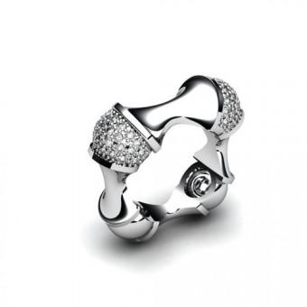 Женские кольца на заказ. Модель К-1031