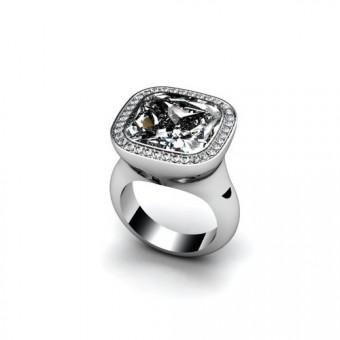 Женские кольца на заказ. Модель К-1044