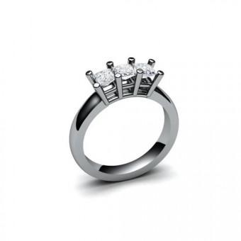 Помолвочные кольца на заказ. Модель ПК-1080