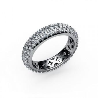 Свадебные кольца на заказ. Модель СК-1003м