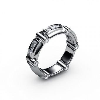 Свадебные кольца на заказ. Модель СК-1015