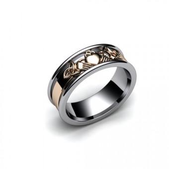 Свадебные кольца на заказ. Модель СК-1017