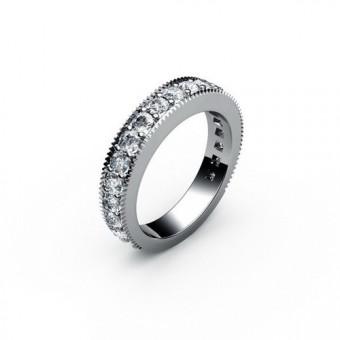 Свадебные кольца на заказ. Модель СК-1088