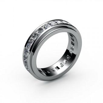 Свадебные кольца на заказ. Модель СК-1090