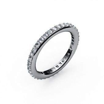 Свадебные кольца на заказ. Модель СК-1104
