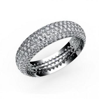 Свадебные кольца на заказ. Модель СК-1178
