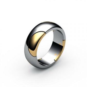 Свадебные кольца на заказ. Модель СК-1007ж