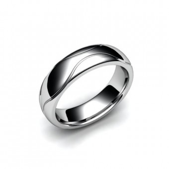 Свадебные кольца на заказ. Модель СК-1012ж