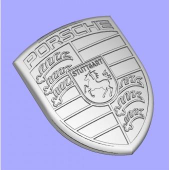 Брелок Порше Porche  Модель 3DR-НПР006