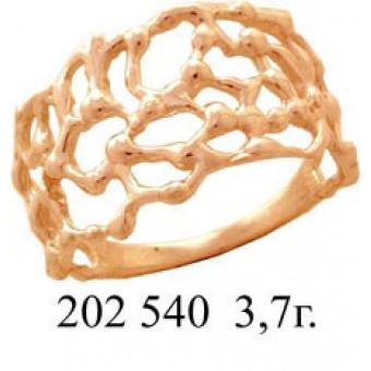 Кольца без вставок на заказ. Модель 202540