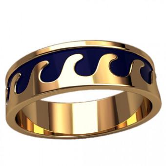 Кольца без вставок на заказ. Модель 2467