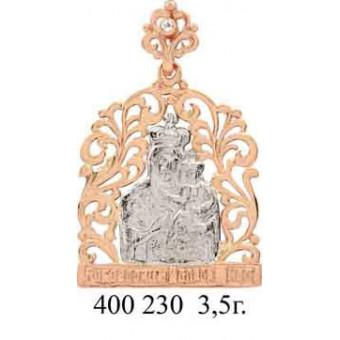 Икона на заказ. Модель 400230