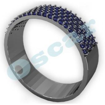 Обручальные кольца на заказ. Модель Os 2013