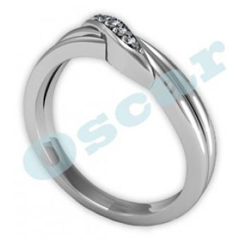 Обручальные кольца на заказ. Модель Os 2016