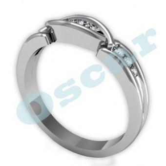 Обручальные кольца на заказ. Модель Os 2019
