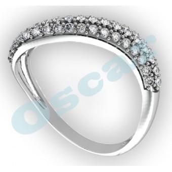 Обручальные кольца на заказ. Модель Os 2020
