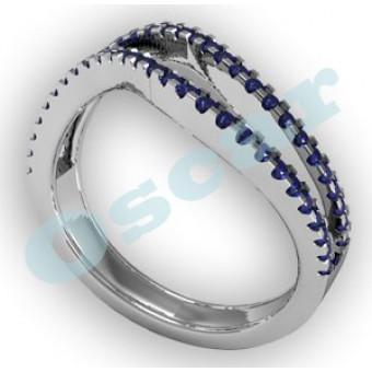 Обручальные кольца на заказ. Модель Os 2021