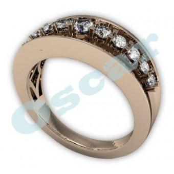 Обручальные кольца на заказ. Модель Os 2022