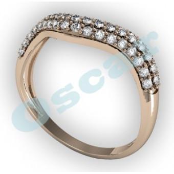 Обручальные кольца на заказ. Модель Os 2023