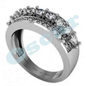 Обручальные кольца на заказ. Модель Os 2026