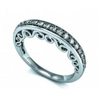 Обручальные кольца на заказ. Модель Os 2043