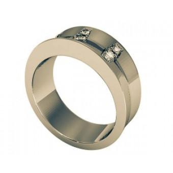 Обручальные кольца на заказ. Модель Os 2047