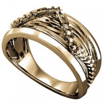 Обручальные кольца на заказ. Модель Os 2049