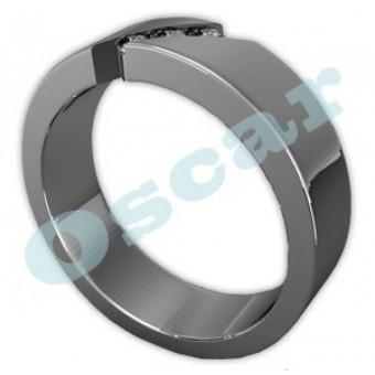 Мужские кольца на заказ. Модель Os 3011