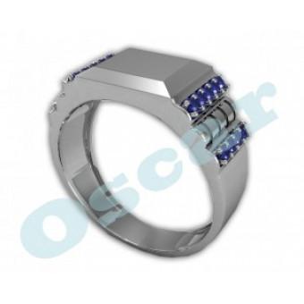 Мужские кольца на заказ. Модель Os 3013