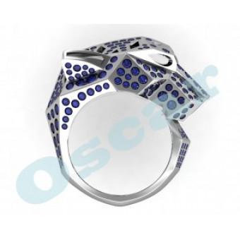 Мужские кольца на заказ. Модель Os 3015