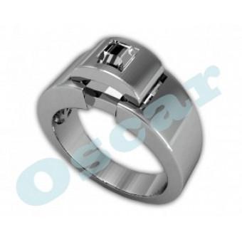 Мужские кольца на заказ. Модель Os 3016