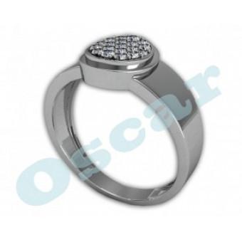 Мужские кольца на заказ. Модель Os 3022