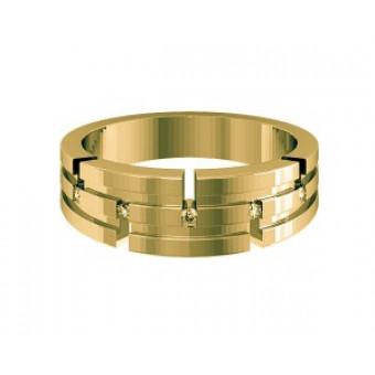 Мужские кольца на заказ. Модель Os 3047