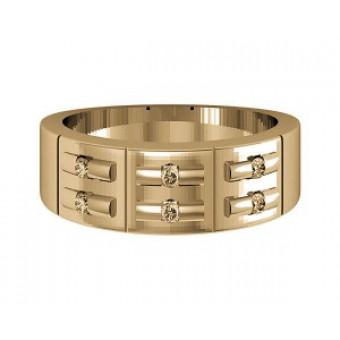 Мужские кольца на заказ. Модель Os 3048