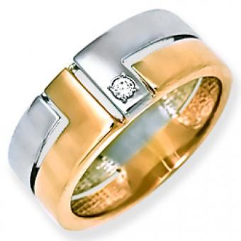 Мужские кольца на заказ. Модель вк013