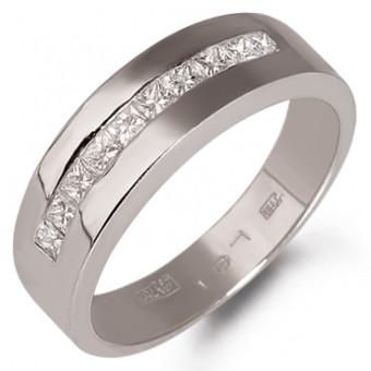 Обручальные кольца на заказ. Модель вк021