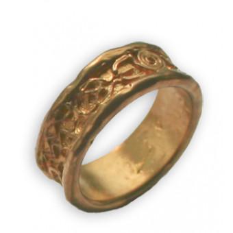 Обручальные кольца на заказ. Модель вк024
