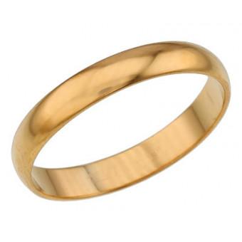 Обручальные кольца на заказ. Модель вк043_4мм