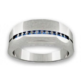Обручальные кольца на заказ. Модель вк052