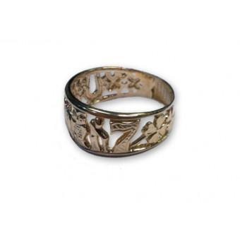 Обручальные кольца на заказ. Модель вк062