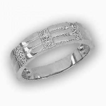 Обручальные кольца на заказ. Модель вк069
