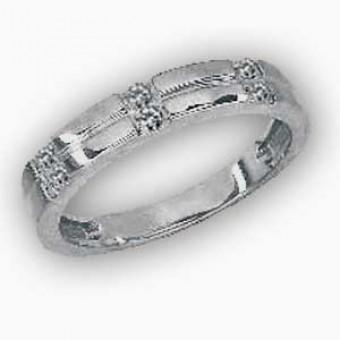 Обручальные кольца на заказ. Модель вк070