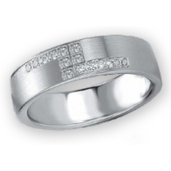 Обручальные кольца на заказ. Модель вк165