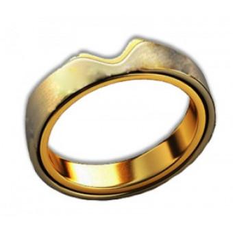 Обручальные кольца на заказ. Модель вк270
