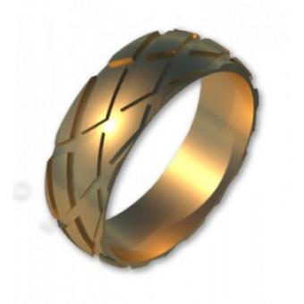 Обручальные кольца на заказ. Модель вк271