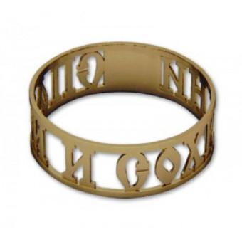 Обручальные кольца на заказ. Модель вк283