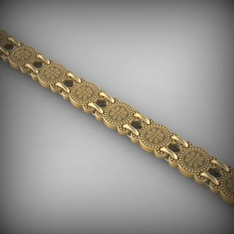 Цепь золотая эксклюзивная C-EXS-53