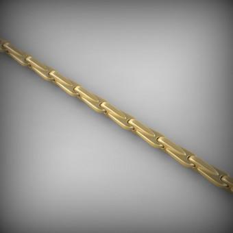 Цепь золотая эксклюзивная C-EXS-29